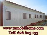 Alquiler y venta de casas prefabricadas para jornaleros