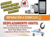 Cambiamos la pantalla rota de tu iphone 6 en Sevilla