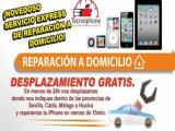 Sustitucion pantalla rota iphone 6 en Malaga