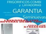 Neveras y lavadoras de segunda mano con garantia