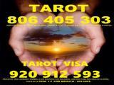 Tarot y Videncia en directo y sin engaños, 1 € pago con TarjVisa