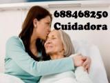 CUIDADORA SE OFRECE INTERNA 688468250