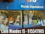 Nuevo centro de Ortopedia Mundo Dependencia en Villalba en el P29