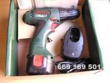 Taladro atornillador a bateria Bosch PSR 960 nuevo estrenar