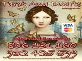 Ana Duarte y su quipo Visa oferta 10€ 30 min. Tarot 806  sólo 0,4