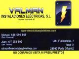 BOLETINES ELECTRICOS - OFERTA MADRID
